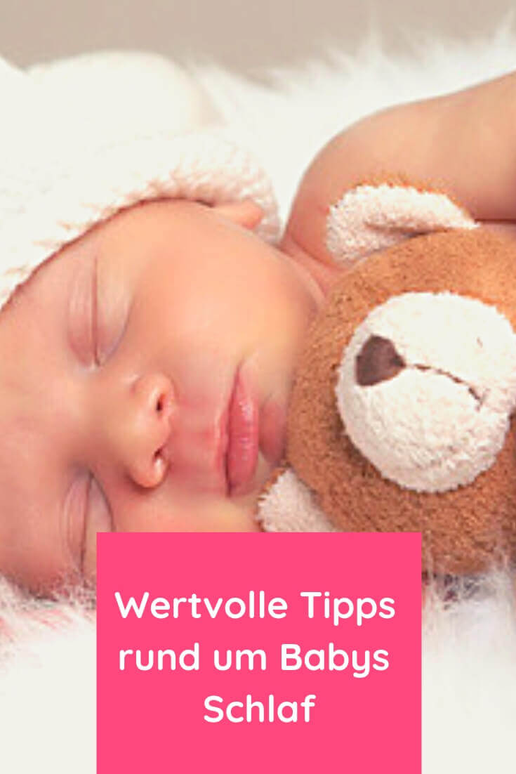 Baby Schlafen - Wertvolle Tipps rund um Babys Schlaf