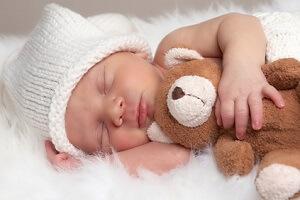 Baby Schlafen - so schläft dein Baby richtig