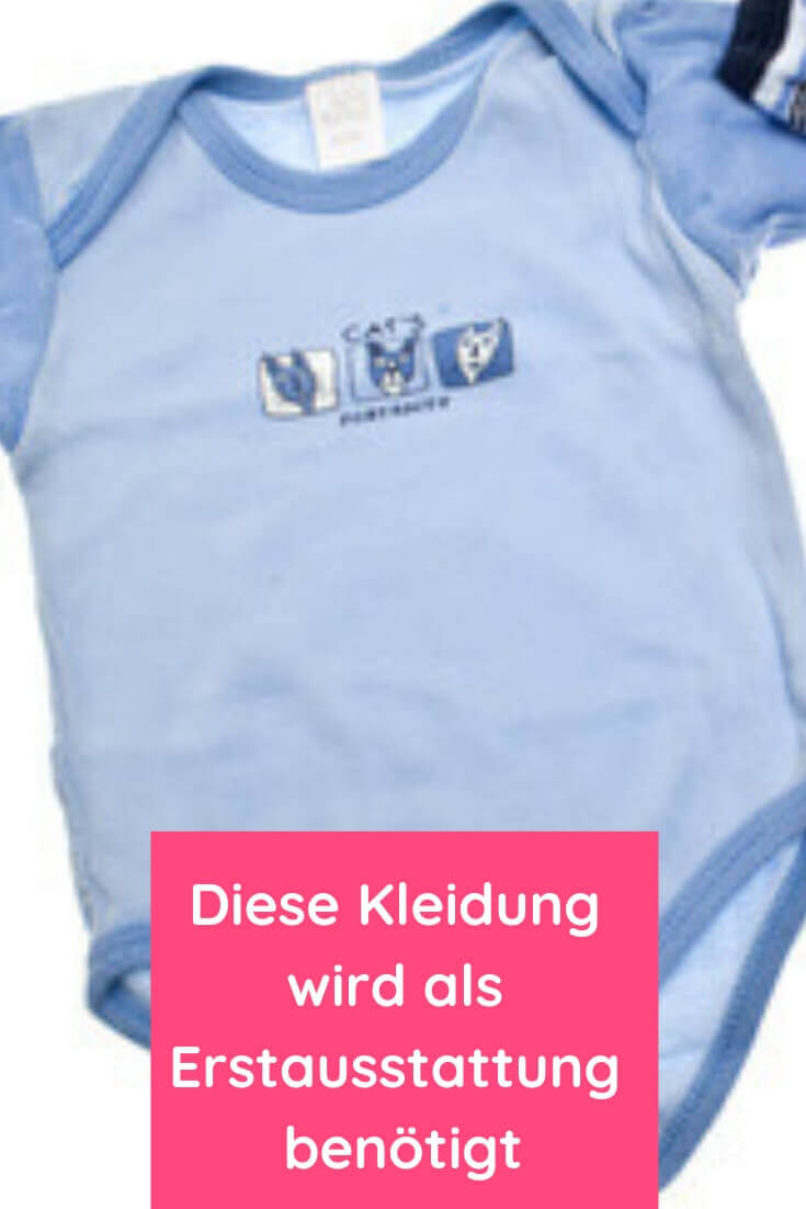 Diese Kleidung wird als Erstausstattung benötigt, wenn Du ein Sommerbaby bekommst