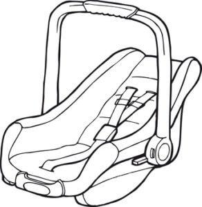Kinderautositz - Wann benötige ich welche Größe