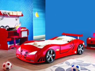 Cars Bett - Autobetten sind der Hit in Kinderzimmern
