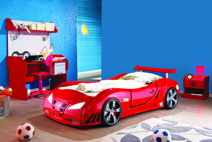 Cars Bett - Autobetten sind der Hit in Kinderzimmern